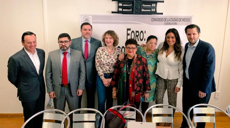 Ernestina Godoy pide crear tipo penal para sancionar el acoso sexual en redes sociales