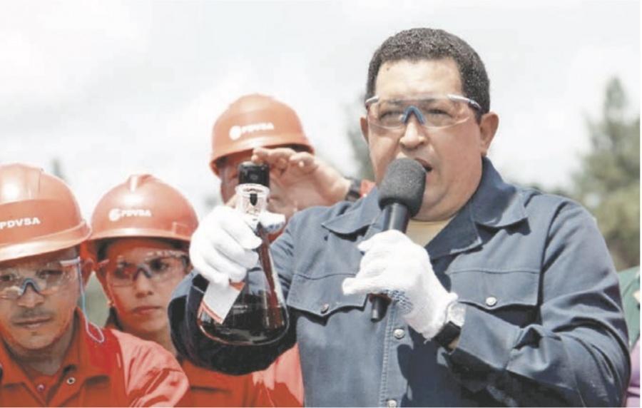 Chávez entregó Pdvsa a inexpertos y la quebró