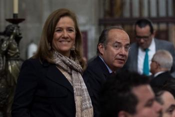 INE acepta solicitud para crear partido político de Calderón y Zavala