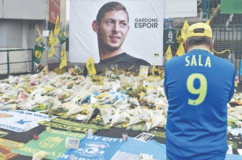 Cardiff busca demandar al Nantes por caso Sala