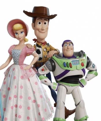 ¿Quién se robará el corazón de Betty en Toy Story 4?