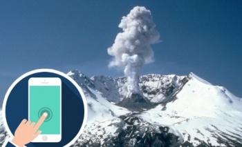 UNAM crea app que informa sobre sismos y volcanes