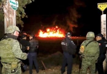 IMSS reporta el fallecimiento de herido en la explosión de Tlahuelilpan