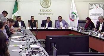 Morena aprueba Guardia Nacional; GPPAN abandona la sesión en protesta
