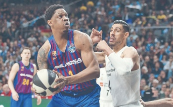 Barca es Campéon de Copa ante el Madrid de Ayón