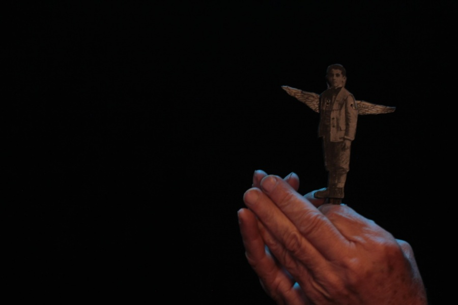 Federico, Granada y primavera, un espectáculo de teatro en miniatura