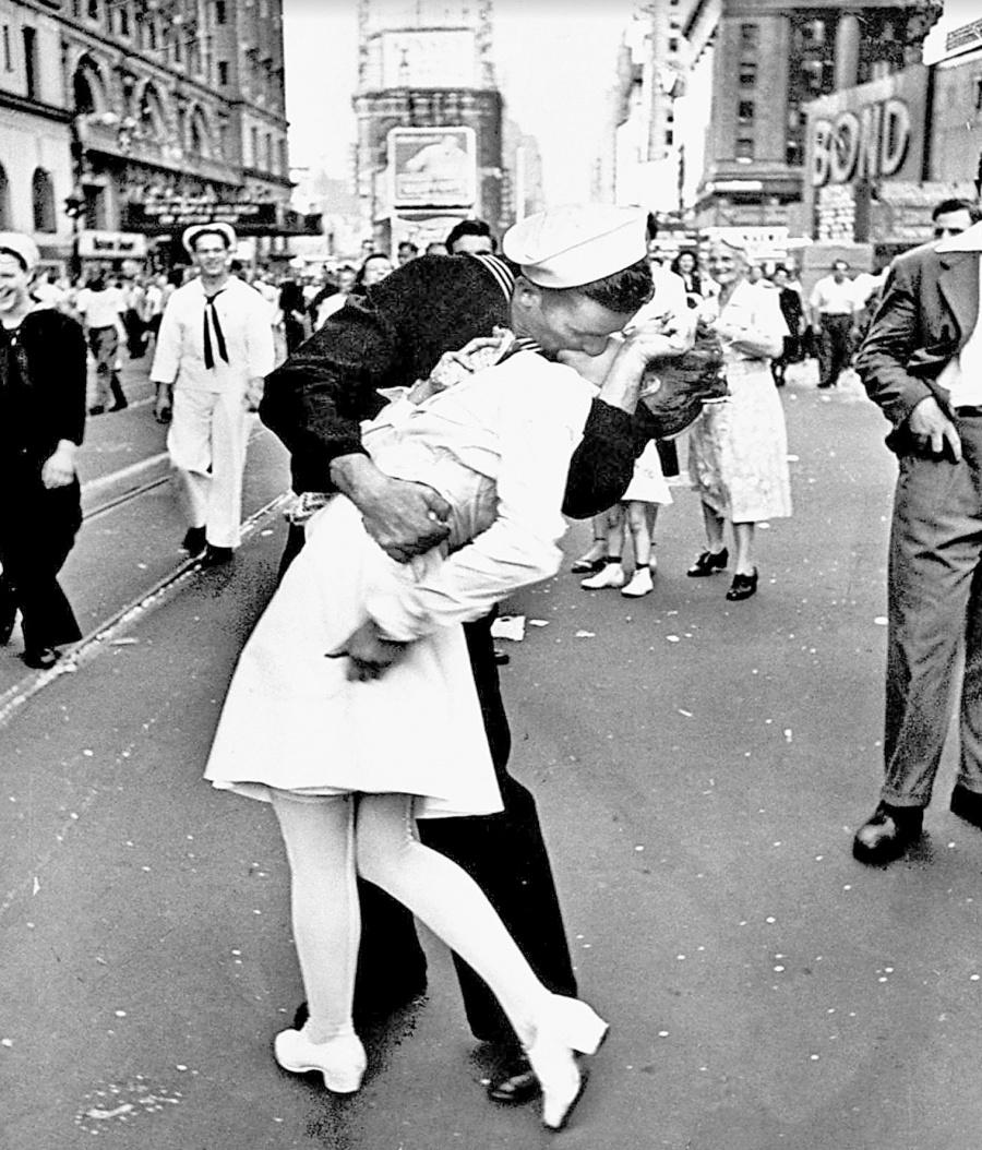 Muere Marino que dio beso icónico en Times Square