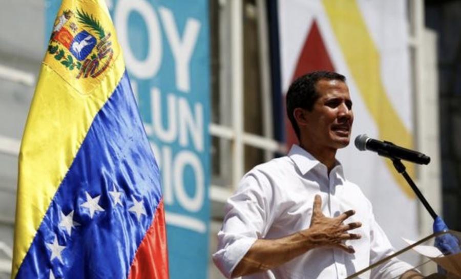 Guaidó recuerda detención de Leopoldo López