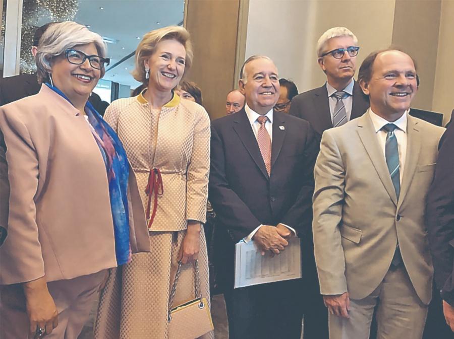Bélgica y México impulsan tratado comercial