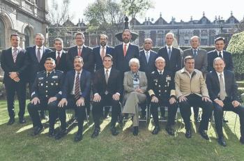 Difieren priistas sobre la Guardia Nacional