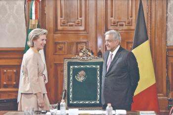 Conservadores y liberales, la lucha en México: AMLO