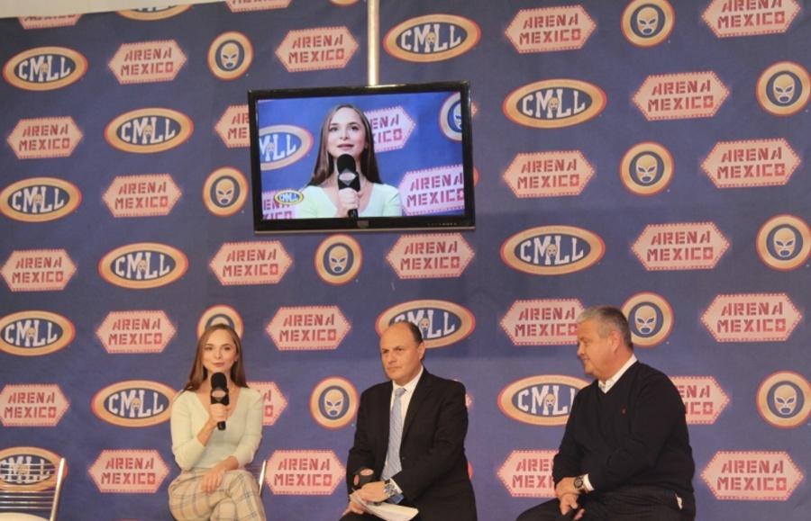 Lucha Libre del CMLL, regresa a televisión abierta