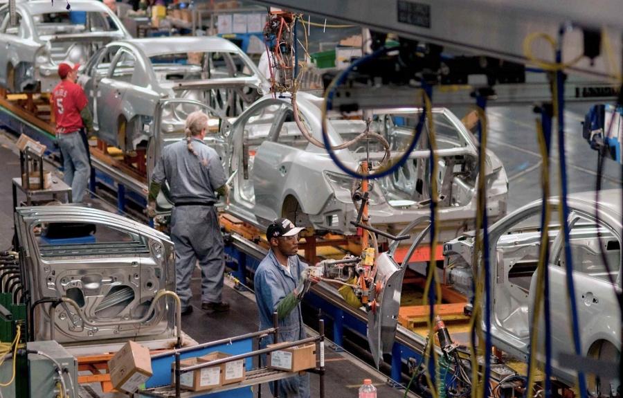Sector automotriz, genera 20% del empleo manufacturero