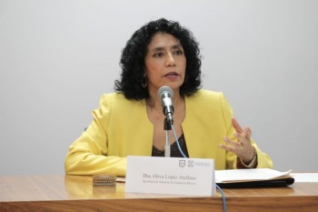 Salud-CDMX pide extremar precauciones por altas temperaturas en la capital
