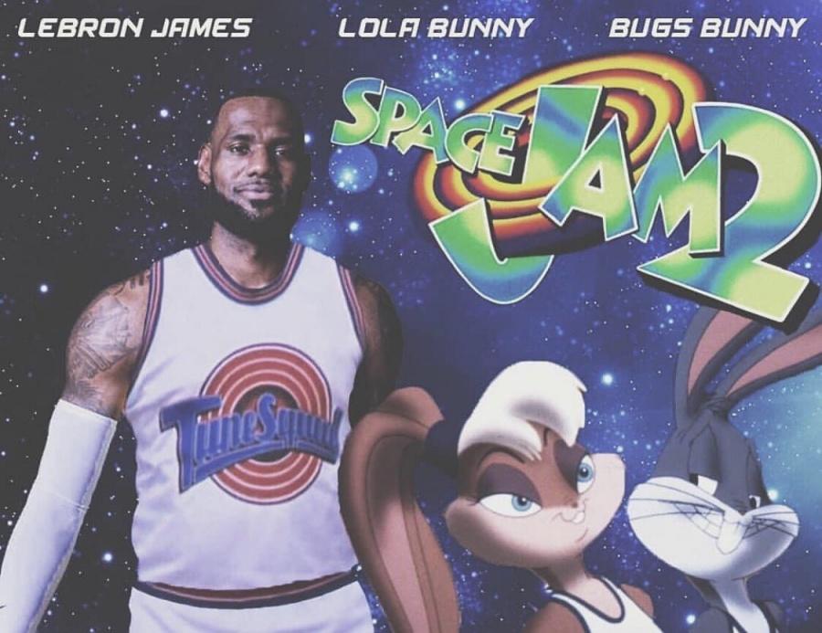 Space Jam protagonizada por LeBron James ya tiene fecha de estreno