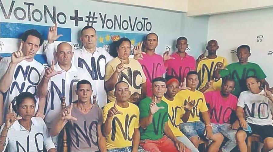 Referendo en Cuba desata lucha por la constitución