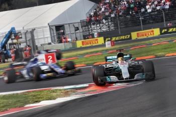 Revelan póster del Gran Premio de México 2019