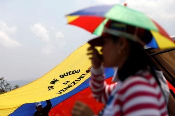 ¿Guerra de los conciertos en Venezuela?