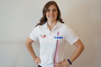 Tatiana Calderón se convertirá en la primera mujer en correr en la Fórmula 2