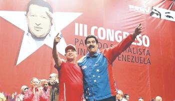 Mano derecha de Chávez rompe filas con Maduro
