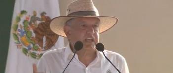 AMLO asegura que reactivará el campo en Tabasco