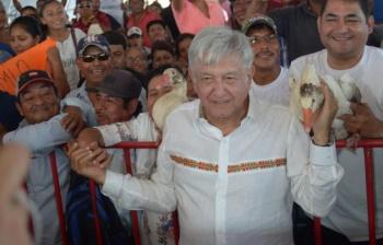 Es presentado por AMLO el programa Crédito Ganadero a la palabra en Campeche