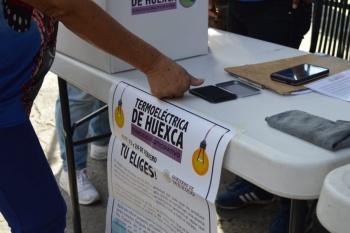 Habrá consulta en Morelos, Puebla y Tlaxcala por termoeléctrica