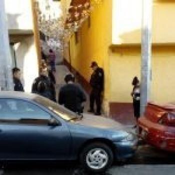Riña en un bar de Álvaro Obregón, deja cuatro heridos