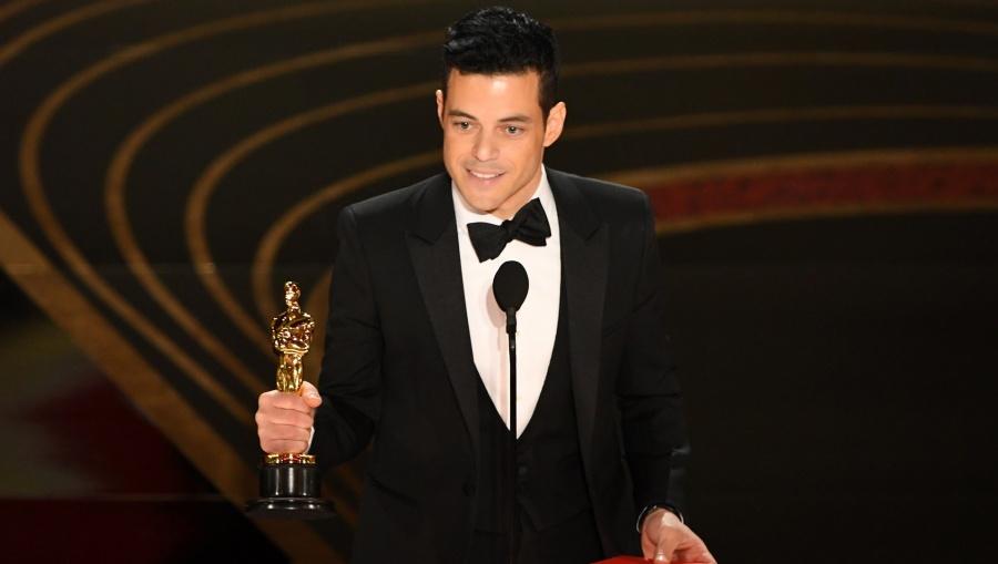 Rami Malek gana el Oscar como mejor actor por Bohemian Rhapsody