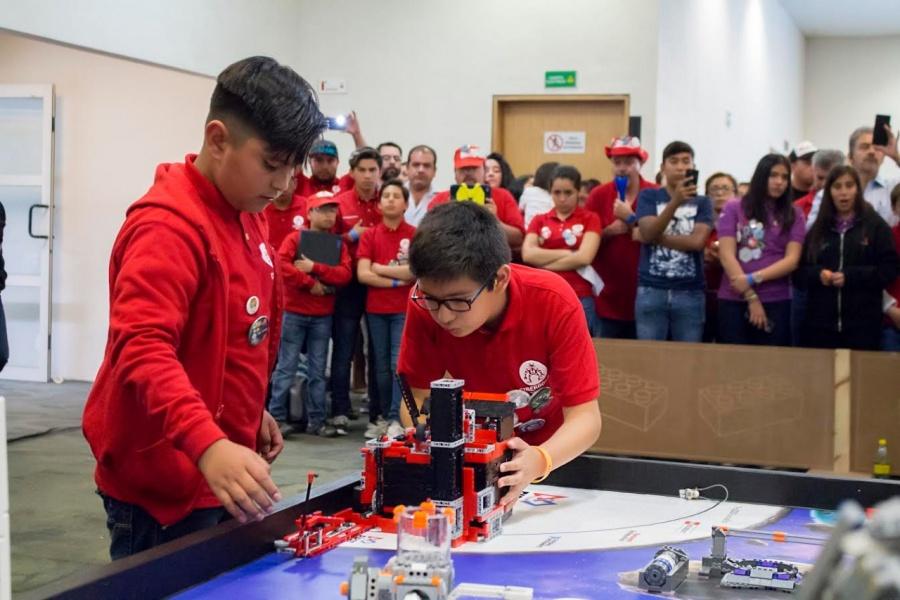 FIRST LEGO concluye con campeones mexicanos de talla mundial