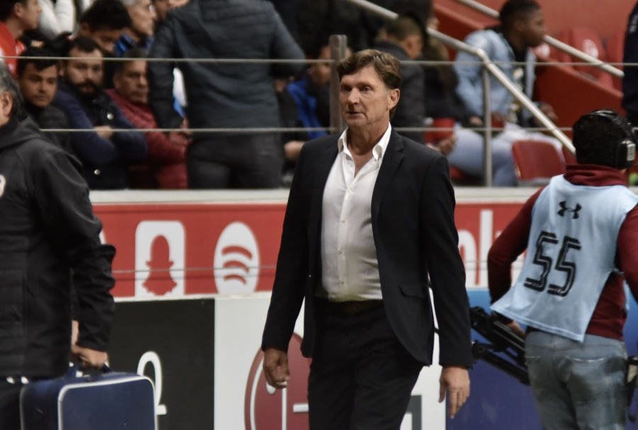 Toluca anuncia el despido de Hernán Cristante