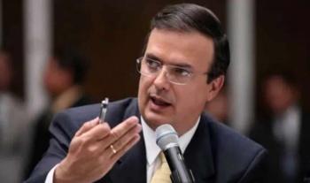 Gobierno de México externa preocupación por la detención de los periodistas en Venezuela