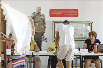 Arrestos, censura web... Saldo de elección en Cuba
