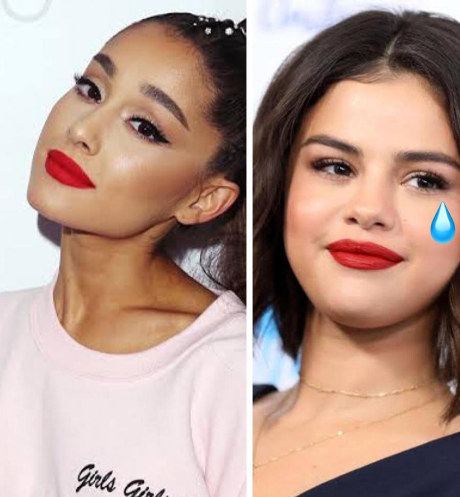 Ariana Grande se convierte en la más seguida de Instagram, por encima de Selena Gómez