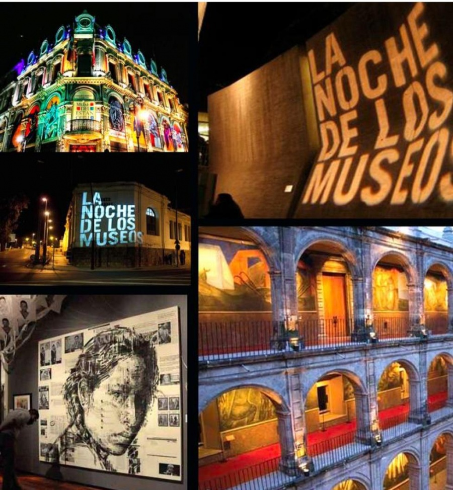Noche de Museos en la CDMX