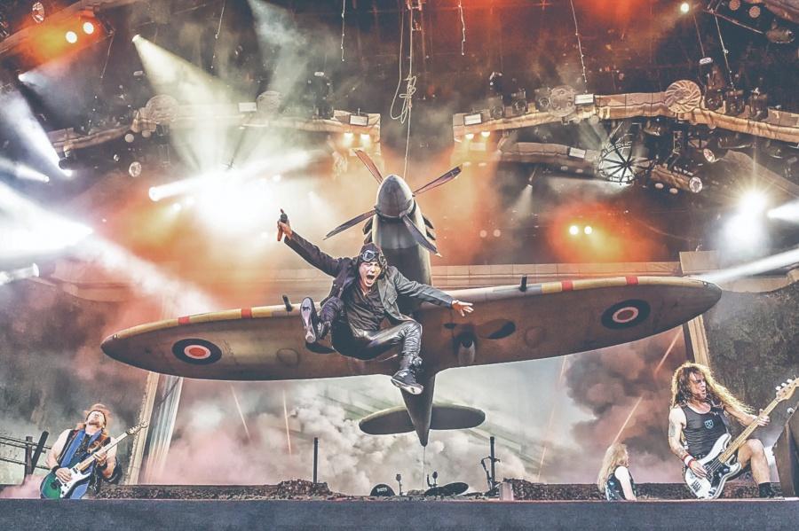 Iron Maiden complace a fans y abre tercera fecha en México