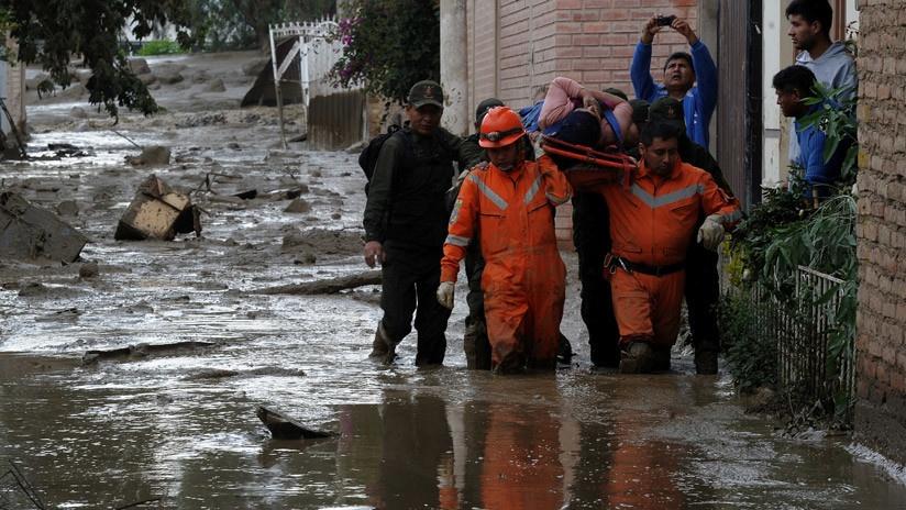 Bolivia declara emergencia por lluvias; suman 25 muertos