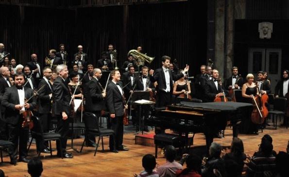 Orquesta Sinfónica nacional estrena concierto de Marcela Rodríguez
