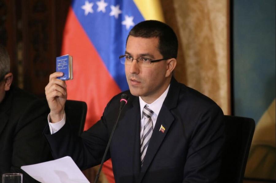 Hacen vacío a Canciller venezolano en la ONU