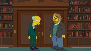 ¡Guillermo del Toro llega a Los Simpson!