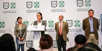 El Gobierno de la CDMX trabajará con CEMDA para transparentar verificentros
