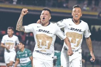 Pumas fulmina a Zacatepec y pasa a cuartos de Copa