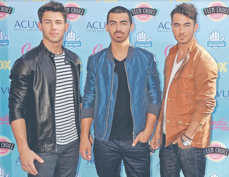 Tras seis años de ausencia Jonas Brothers se reúnen