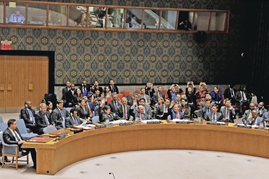 Rusia y China bloquean en la ONU acuerdo sobre Venezuela