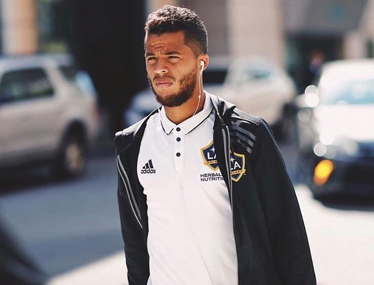 Giovani dos Santos se va de Los Ángeles Galaxy