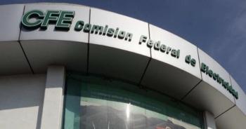 Crece 13% ingreso anual de la CFE