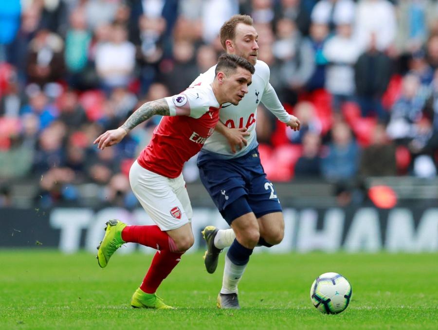 Tottenham y Arsenal empatan en el derbi londinense