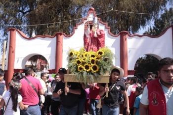 Celebran el Tradicional Carnaval 2019 en Alcaldía Cuajimalpa
