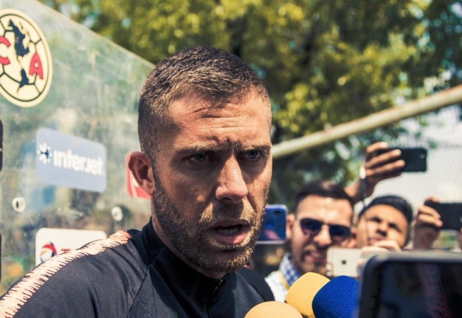 Jérémy Ménez alista su regreso ante Necaxa