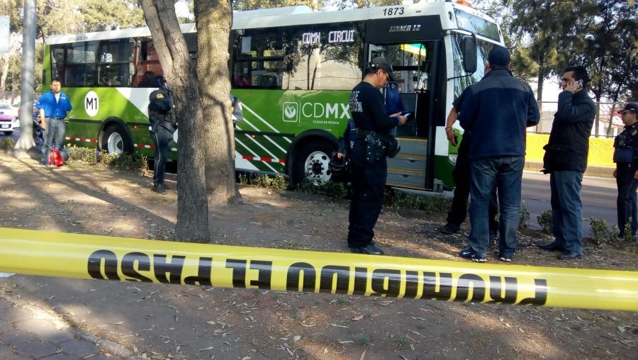 Asalto deja dos muertos en Iztapalapa